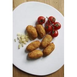 Croquetas de queso idiazabal