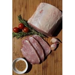Cinta de lomo adobado cerdo iberico de bellota
