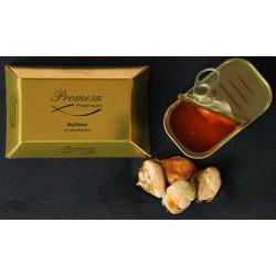 Mejillones escabeche Promesa Premium 18 Uds. Selección Oka