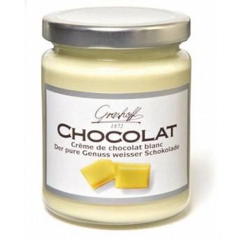 Crema Grashoff de chocolate blanco