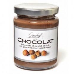 Crema Grashoff de chocolate y avellana