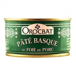Patê basque au foie de porc Orocbat