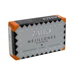 Mejillones escabeche Zallo 12/16 Uds.