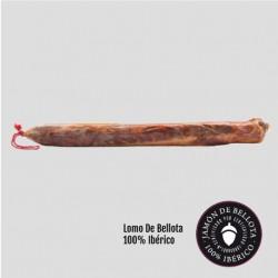 Lomo de bellota 100% ibérico