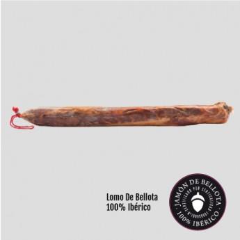 Lomo iberico de bellota de cerdo 100% puro Extrem